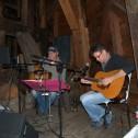 Muziek in een molen