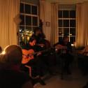 Concert bij kaarslicht