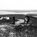 aanleg kruidentuin-nov.'56