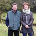 Jeroen Buijs en Jose Vormer