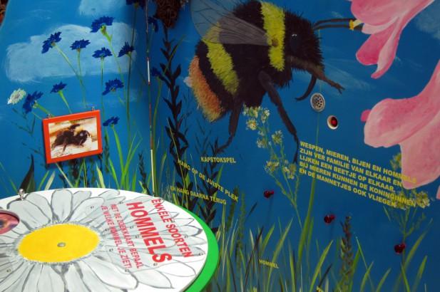 Natuurmuseum Zaandam-Kriebelbeestjes foto Tom Kisjes