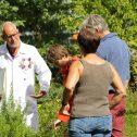 Heemtuin Zaandam-plant bij de dokter (1) foto Wim Giebel