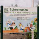 Bord schooltuinen